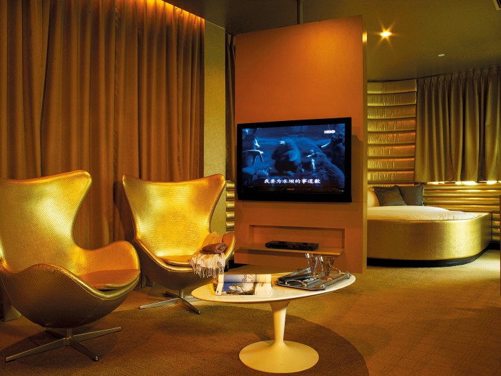 Inspired By The All Time Clic Style Of James Bond Seven Hotel In Paris Has