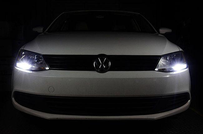 RFB LED Light Daytime Running Lights (DRLs) Volkswagen Mk6 Jetta