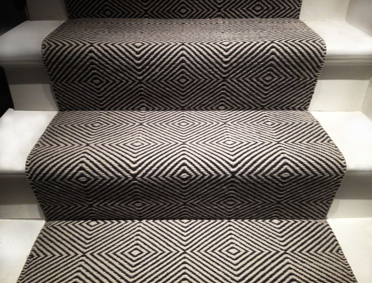 81 best cavalcanti flatweaves images on pinterest for Woven carpet for stairs