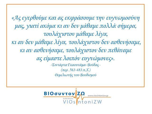 ΒΙΟσυντονίΖΩ - VIOsintoniZW :  www.viosintonizw.gr
