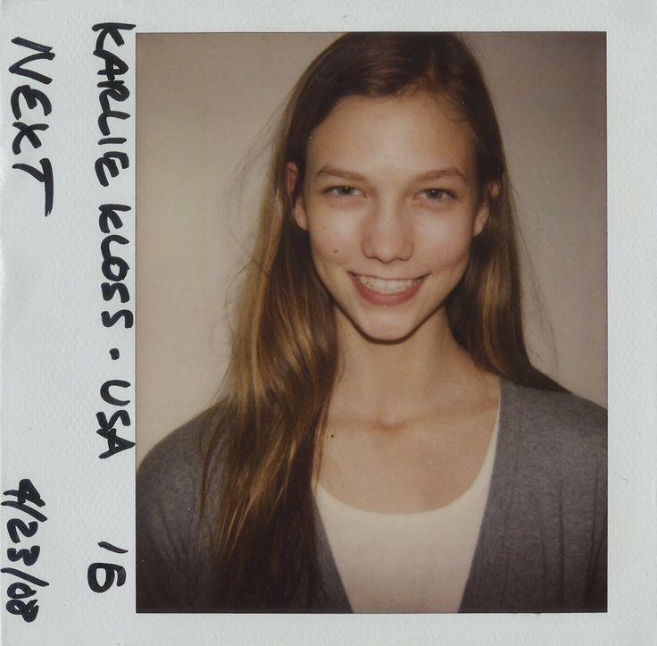 My FirstVogueCasting:Models Karlie Kloss, Adriana Lima, Liu Wen, and More