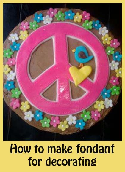 how to make tan fondant with food coloring