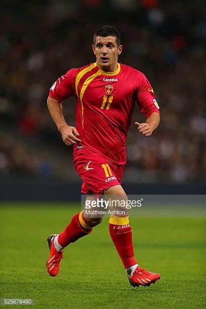 Fatos Beciraj of Montenegro
