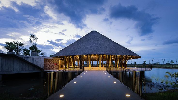 Gallery - Sen Village Community Center / Vo Trong Nghia Architects - 1