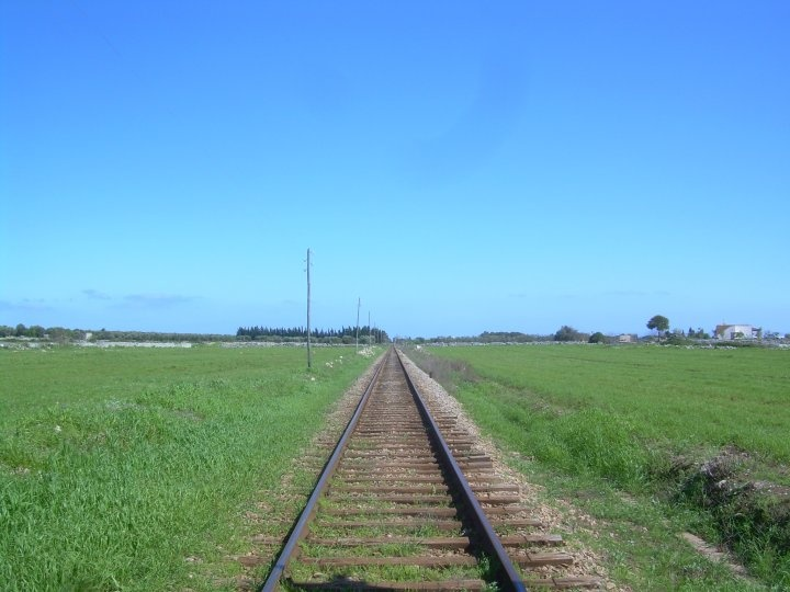 countryside railway