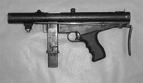 carl gustav machine gun