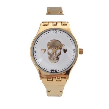 Reloj 47 Street 662dr Metal Dorado Local Barrio Belgrano $ 629.0 - PAKA ONLINE