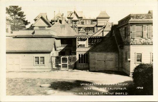 Το σπίτι των Winchester ένα από τα μεγαλύτερα στοιχειωμένα σπίτια στον κόσμο | O.E.Α.Φ. (ΟΜΑΔΑ ΕΞΕΡΕΥΝΗΣΗΣ ΑΝΕΞΗΓΗΤΩΝ ΦΑΙΝΟΜΕΝΩΝ)