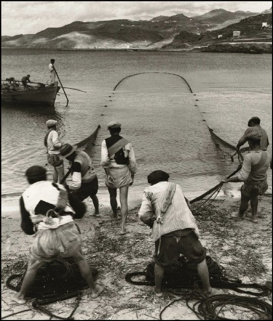 Herbert List 1937 Cyclades. Island of Mykonos