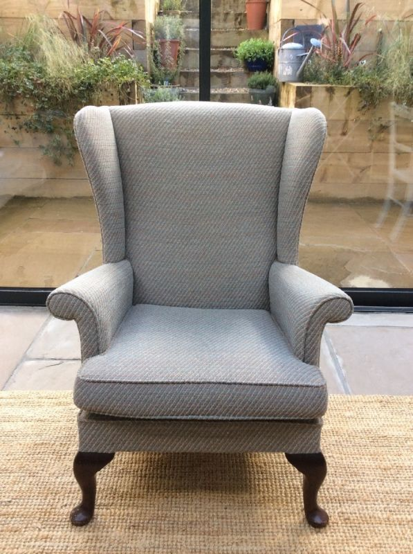 Reupholster Parker Knoll Rocking Chair