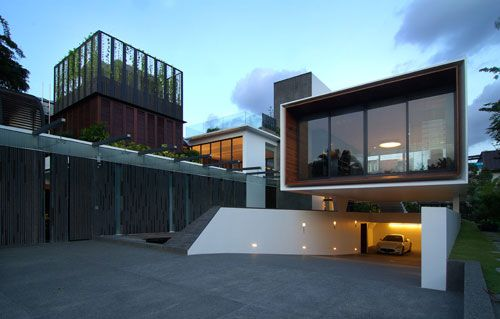 The Dalvey Estate House, Singapore - Aamer Taher
