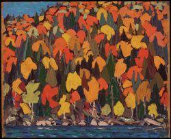 Tom Thomson Catalogue Raisonné   Collection: Art Gallery of Ontario