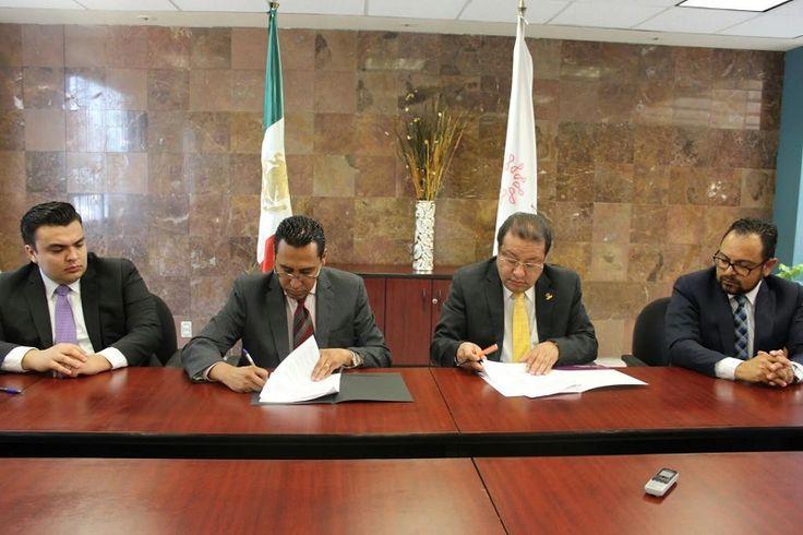 El Colegio de Contadores Públicos de Michoacán llevó a cabo la renovación del convenio de colaboración con la PRODECON, mismo que tiene como finalidad otorgar apoyo y asesoría gratuita a ...