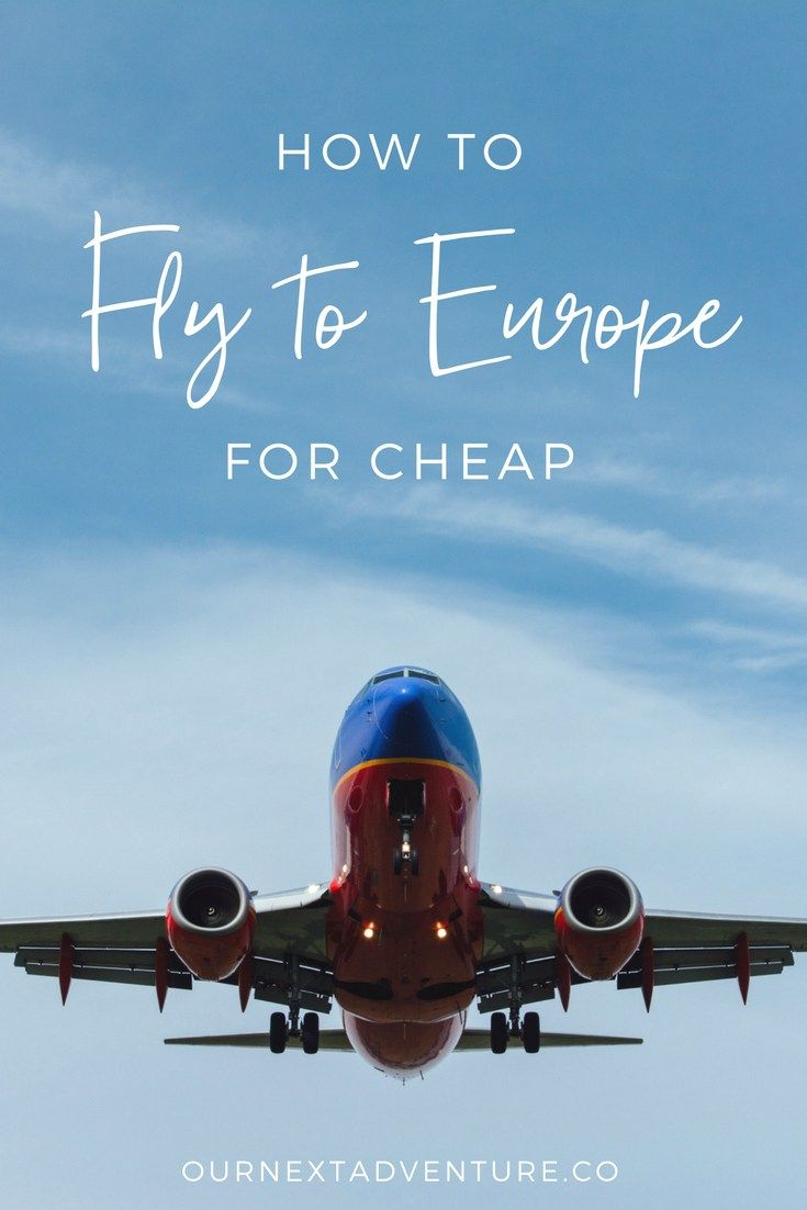 Best flight options to europe