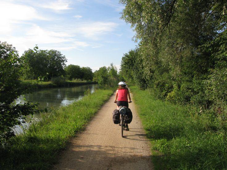 Biking in Romania