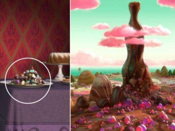 UPDATED: Find These Hidden Disney Secrets In FROZEN!