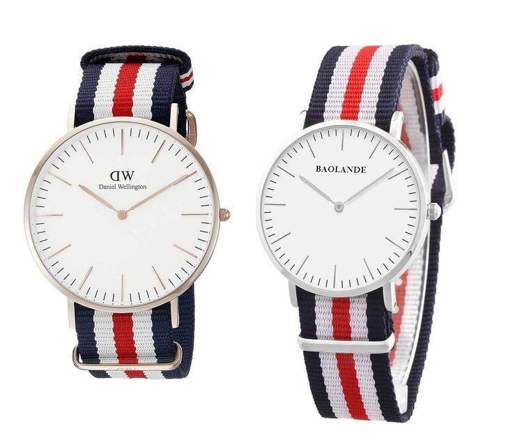 Alienwork Analoguhr mit Nato-Armband U04820G-01 – preiswerte Uhr für Männer und Frauen