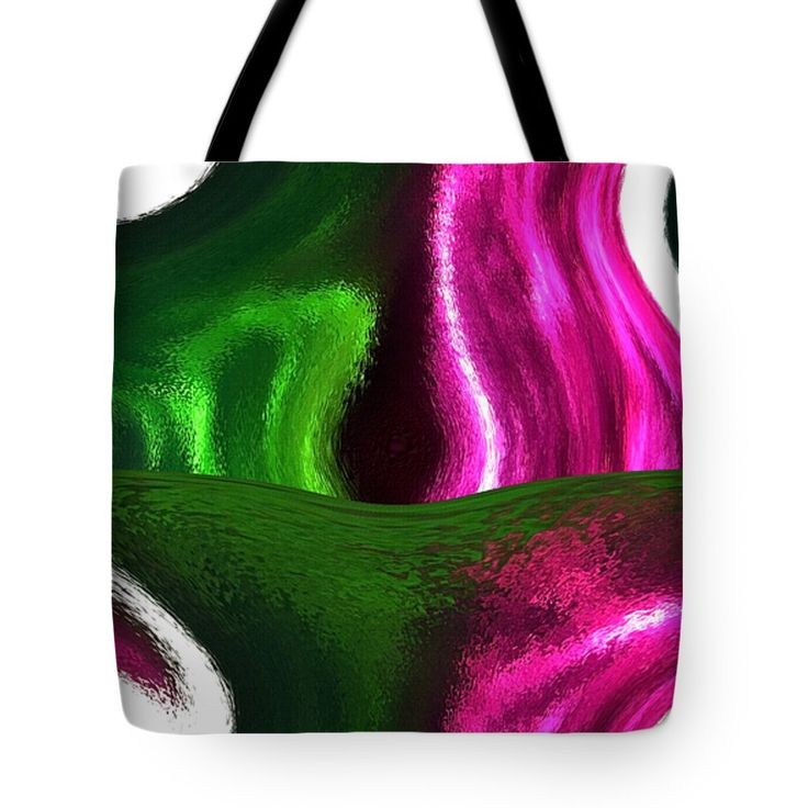 'Slope' by Lisa S. Baker #carryon #tote #totes #totebag #totebags