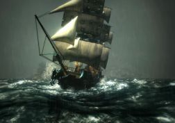 RAVENS CRY fantasy action adventure rpg pirate ship wallpaper