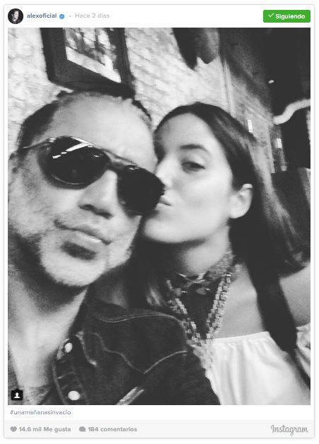 Mientras América y Alejandro Fernandez vacacionan, ¿con quién se divierte Camila