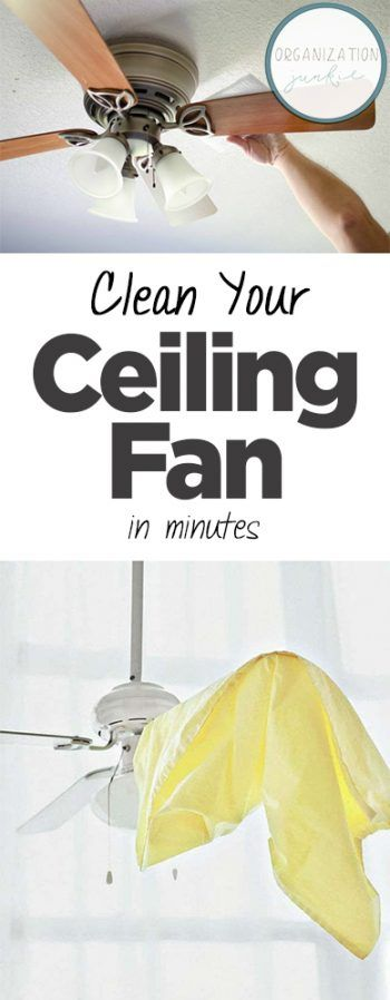 The 25+ best Cleaning ceiling fans ideas on Pinterest ...