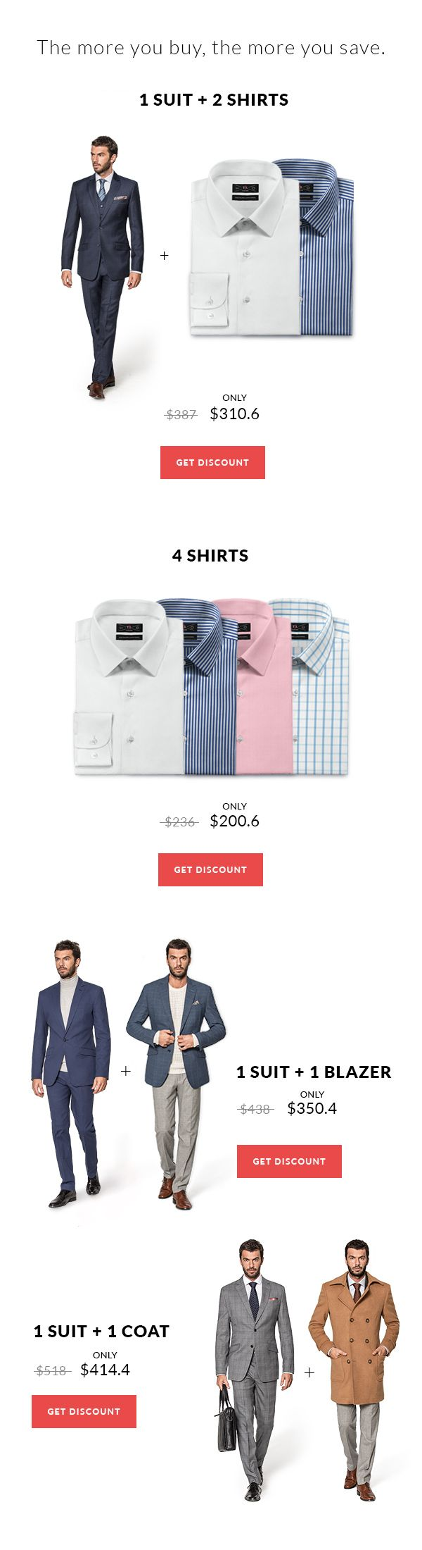 Black Friday! 30% OFF: Tailor4less.com Use the code: BFTAILOR15
