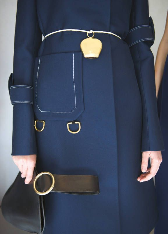 that belt medallion is perfect: Spring / Summer Runway 2015 collections - Ready to wear | CÉLINE