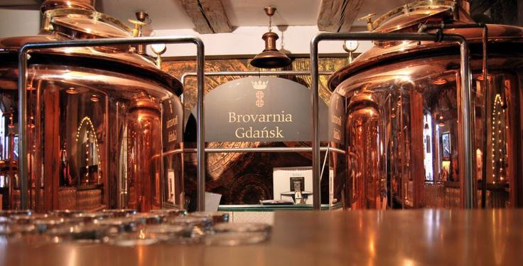 Brovarnia Gdańsk - browar restauracyjny przy Hotelu Gdańsk. Położony w bardzo ładnym miejscu...
