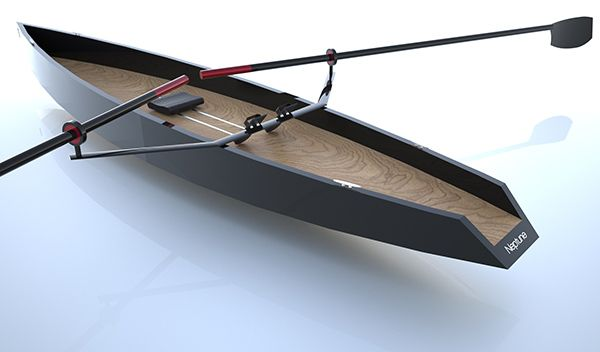 Neptune - Row Boat by Daniel Bucher » Yanko Design - no further information available. Beautiful design, performance claims to be contested.