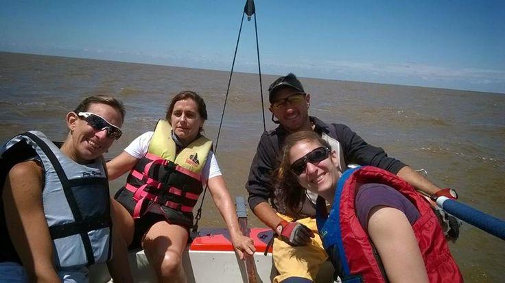 Escuela Náutica DSerra: Clases prácticas en velero de la Escuela Náutica D...