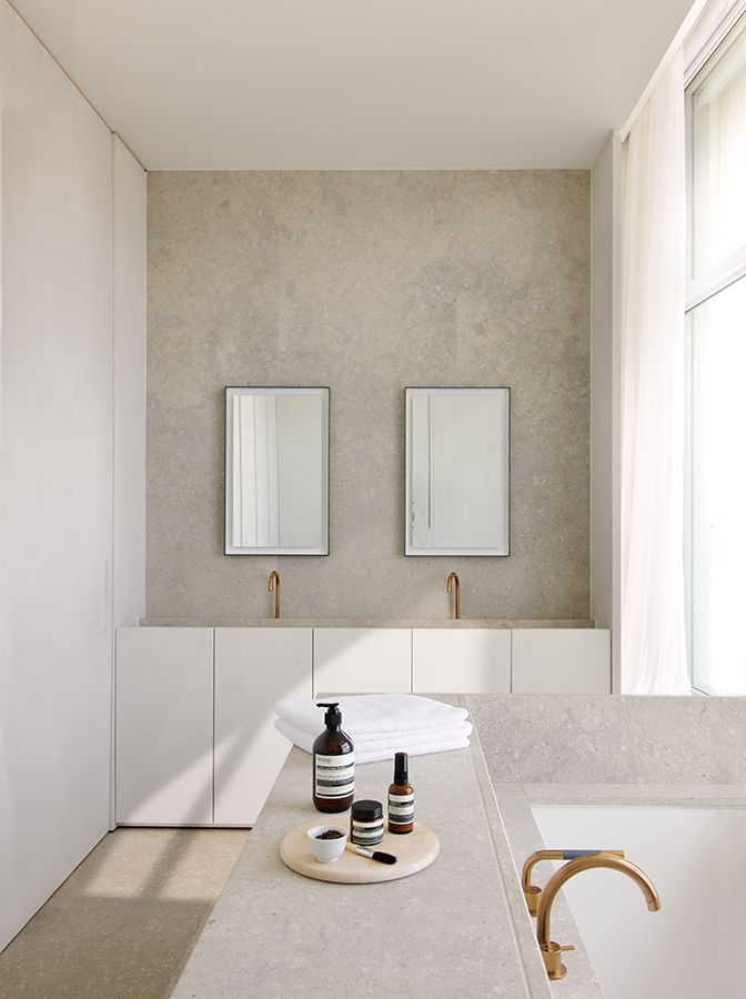 Ontworpen door Hans Verstuyft Architecten, realisatie Deco-Lust