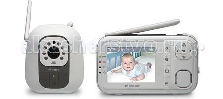 Maman Видеоняня BM3200  — 9580р. -------------------------------  Maman Видеоняня BM3200 - многофункциональная беспроводная система видеонаблюдения за ребенком.  Особенности: Дальность до 300 метров на открытом пространстве Современная технология передачи данных — отсутствие помех Автоматическая система поиска и настройки связи Цветной дисплей с диагональю 2,8 дюйма (7 см) Режим энергосбережения и голосовой активации (VOX) Режимы: «Обратная связь», «Ночное видение» Измерение и контроль…