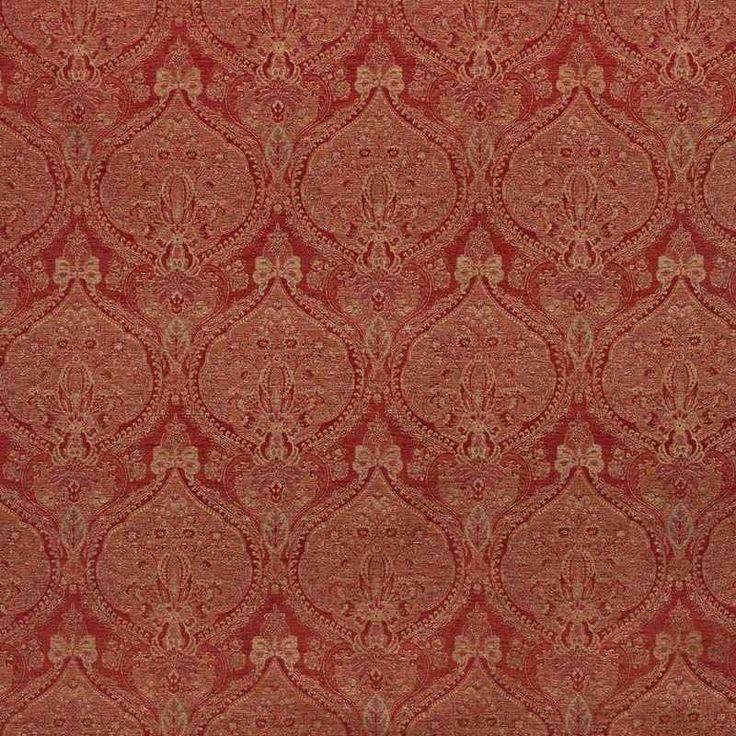 Warwick Fabrics : CLOISTERS, Colour VINTAGE