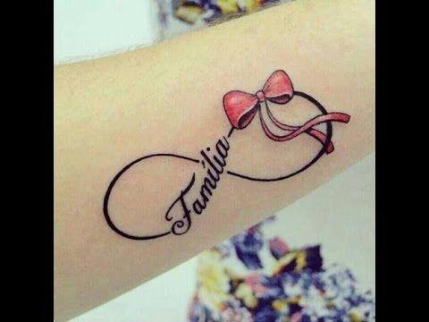 Tatuajes de Signo Infinito *** Ideas para tu tatuaje *** - YouTube