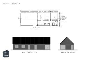 Hokanui Hut Concept Plans