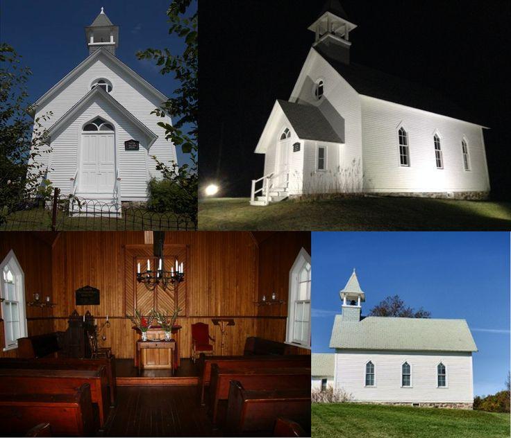 Chapelle Knox, Crystal Falls (patrimoine), Arundel (Tremblant)