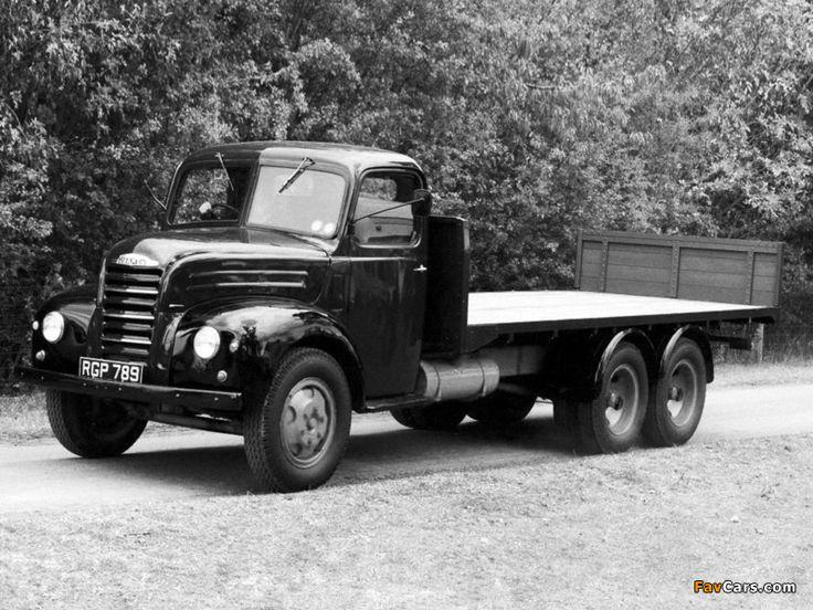 1947 Ford Thames