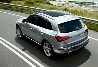 Audi Q5... ooh aah..