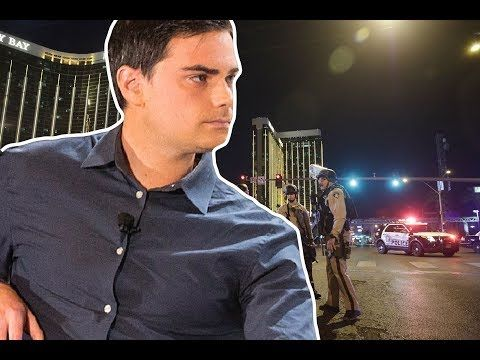 """Ben Shapiro on Vegas Attack: """"He just snapped"""" - YouTube"""
