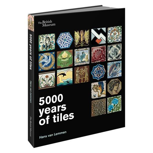 5000 Years of Tiles, Hans van Lemmen, British Museum Press. An essential volume for both ceramic collectors and anyone interested in the decorative arts.Poetry Book, British Museum