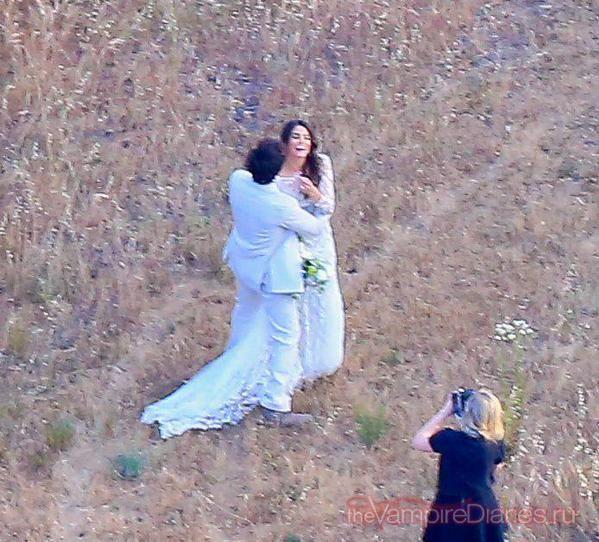 Somerhalder Wedding