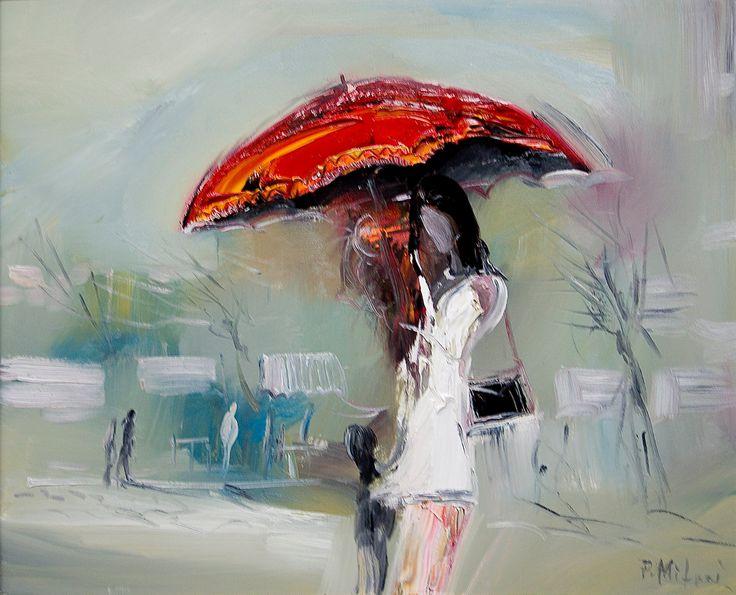 I love the rain :)