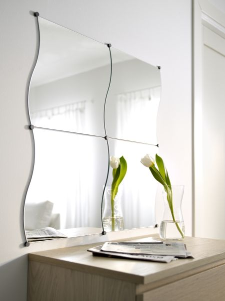 Find a mirror to suit your style at IKEA.