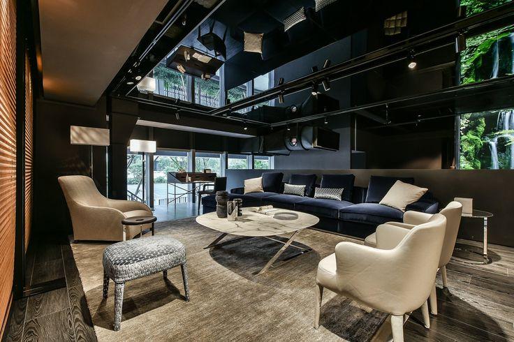 12 migliori immagini maxalto new opening in taichung su for Showroom arredamento roma