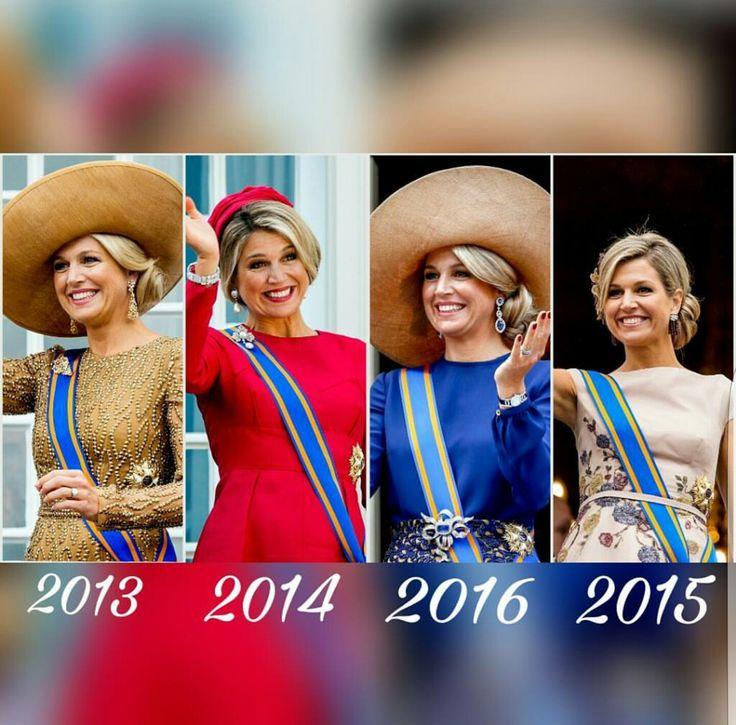 Koningin Maxima-Prinsjesdag- NL