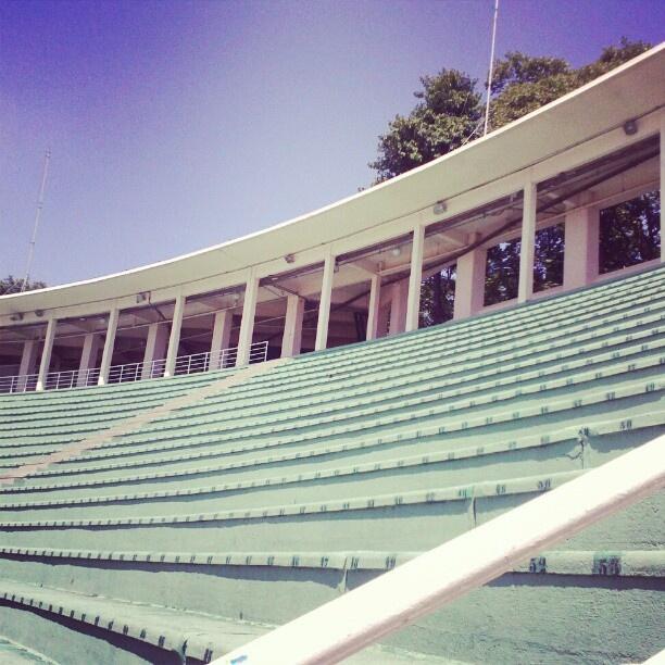 Estádio do Pacaembu SP