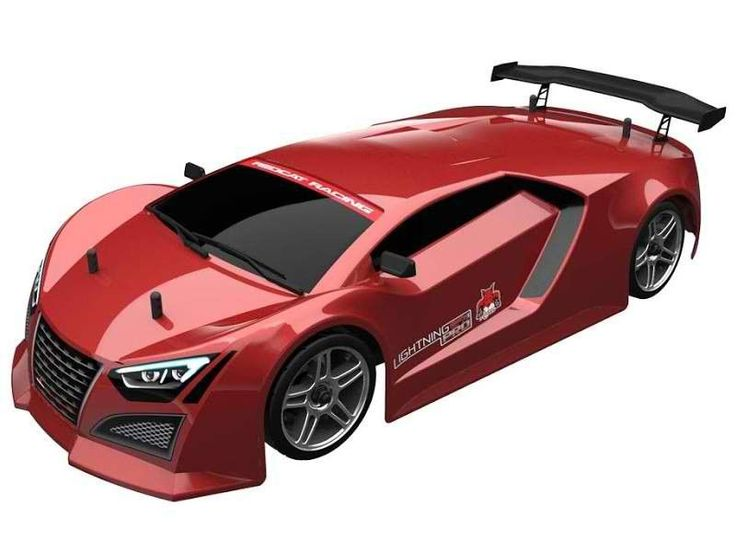 LIGHTNING EPX PRO RC CAR 1/10 SCALE BRUSHLESS ON ROAD CAR BY REDCAT