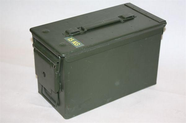Bild på Ammo Box Svenska Armén