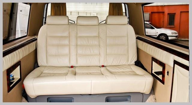 Volkswagen Caravelle Vip İç Dizayn www.minibuskiralama.pro