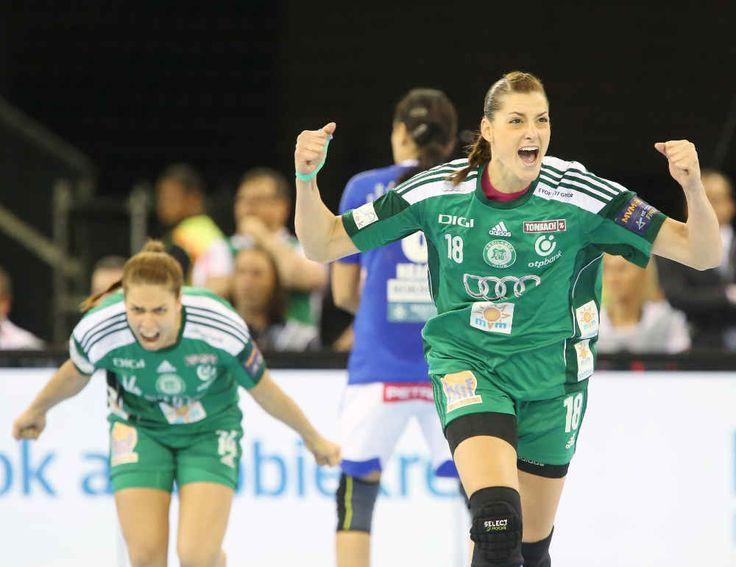 Handball: Eduarda Amorim und Nikola Karabatic Welthandballer 2014